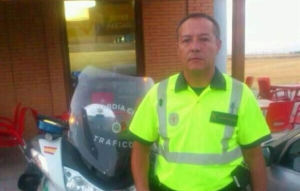 Guardia Civil fallecido