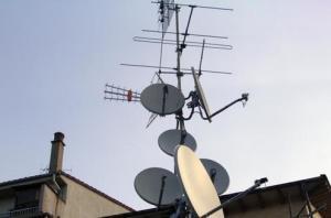 Antenas y TDT (Foto Moncloa)