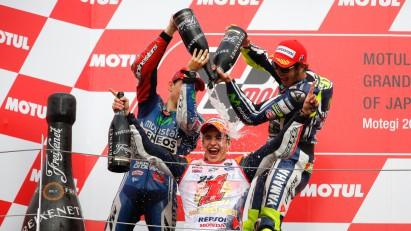 Marc Márquez campeón (Foto MotoGP)