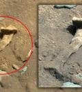 """El Rover curiosity encuentra un """"hueso"""" en Marte"""