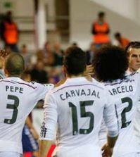 Real Madrid celebra un gol (Foto Facebook Real madrid)
