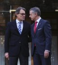 Artur Mas y Urkullu (Foto Govern Catalunya)
