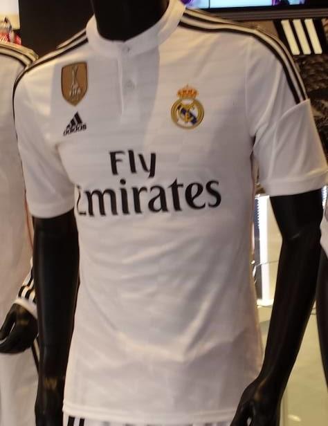 Camiseta real madrid campeon del mundo 2014 diario la - Tarimas del mundo madrid ...