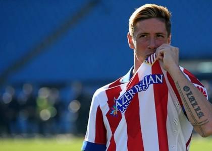 Fernando Torres (Foto Facebook At. Madrid)