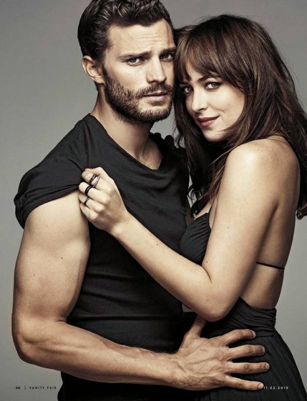 El cuarto libro de \'Grey\' siembra la duda: ¿Dakota Johnson y Jason ...