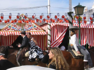 Feria de Abril de Sevilla 2015
