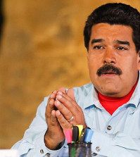 Nicolás Maduro (Foto Twitter oficial)