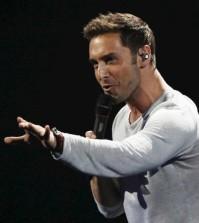 El sueco Mans Zelmerlow en Eurovisión