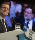Rajoy, en mitin del PP (Foto PP)