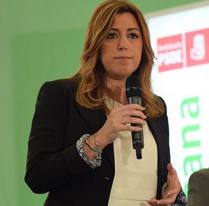 Susana Díaz (Foto: PSOE)