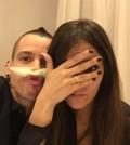 Cristina Pedroche y David Muñoz en Instagram