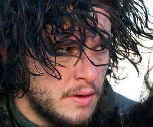 Jon Nieve de Juego de Tronos