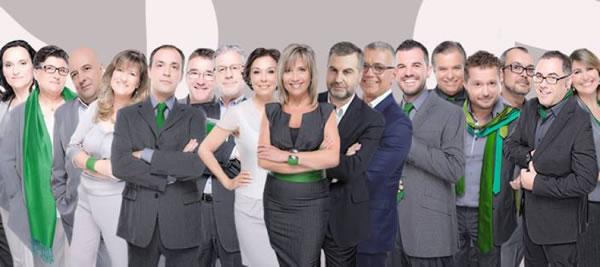 Los miembros de Onda Cero