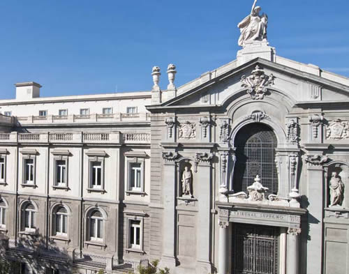 Tribunal Supremo (Foto CGPJ)