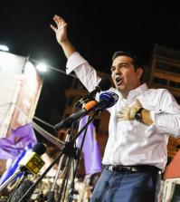 Alexis Tsipras de Syriza (Foto: Flickr Syriza)