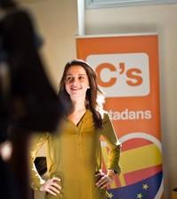Inés Arrimadas (Foto Ciudadanos)