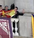 guerra de banderas barcelona