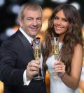 Cristina Pedroche y Carlos Sobera darán las uvas y campanadas en Antena 3
