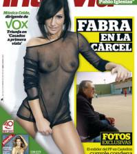 Mónica Ceide de Vox desnuda en Interviu