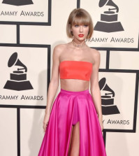 alfombra roja de los grammy