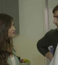 Iker Casillas y Sara Carbonero (Foto: TVE)