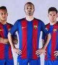 nueva camiseta barça 2016 2017