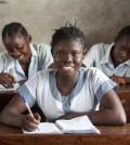 Niña africana (Foto Unicef)