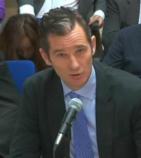 Urdangarin en el juicio del caso Nóos (Foto captura vídeo Ultimedia)