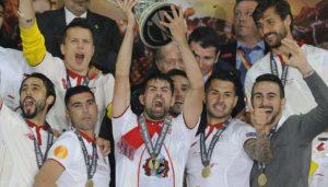 Sevilla campeón de la Europa League 2016