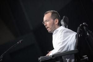 Pablo Echenique (Foto Podemos)