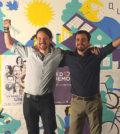 Pablo Iglesias y Alberto Garzón (Foto Podemos)