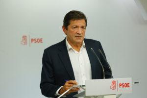 El presidente de la comisión gestora del PSOE, Javier Fernández (Foto: PSOE)