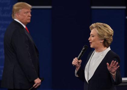 Clinton gana a Trump en un segundo debate