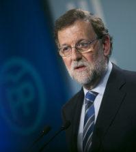 Rueda de prensa de Mariano Rajoy (Foto: PP)