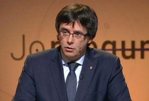Carles Puigdemont (Foto: TV3)