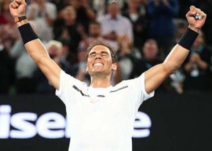 Rafa Nadal (Foto RFET)