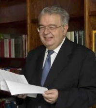 Juan José González Rivas (Foto Tribunal Constitucional)