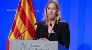 Neus Munté (Foto: Govern catalán)