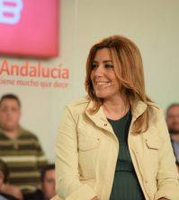 Susana Díaz (Foto PSOE)