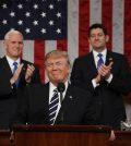 Trump en el Congreso de EEUU (Foto Casa Blanca)