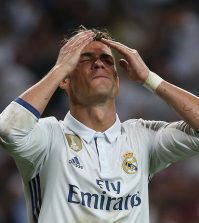 Ronaldo se lamenta (Foto: Real Madrid)