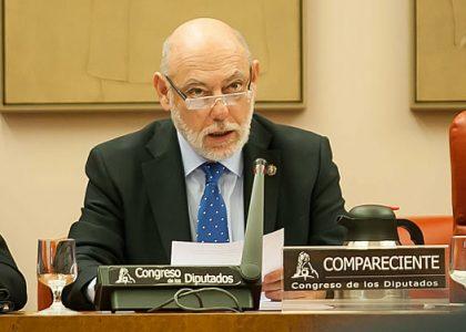 José Manuel Maza (Foto: Congreso)