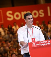 Pedro Sánchez (Foto: PSOE)