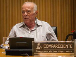 Rosendo Naseiro (Foto: Congreso)