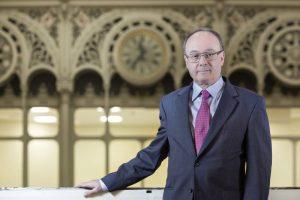 Luis María Linde (Foto: Banco de España)