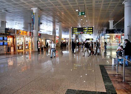Aeropuerto de Barcelona-El Prat (Foto: Wikipedia)