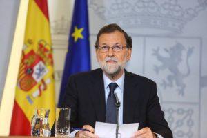 Twitter: Rajoy en Moncloa
