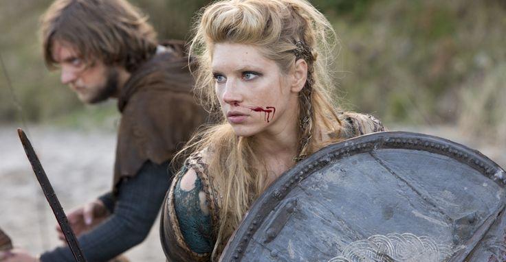 Vikingos - Lagertha