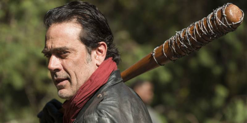 Negan de The Walking Dead