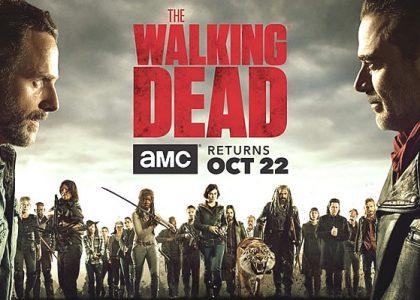The Walking Dead temporada 8 cartel